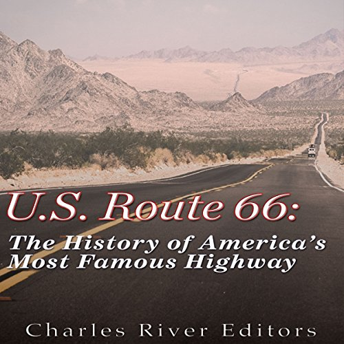 U.S. Route 66 audiobook cover art