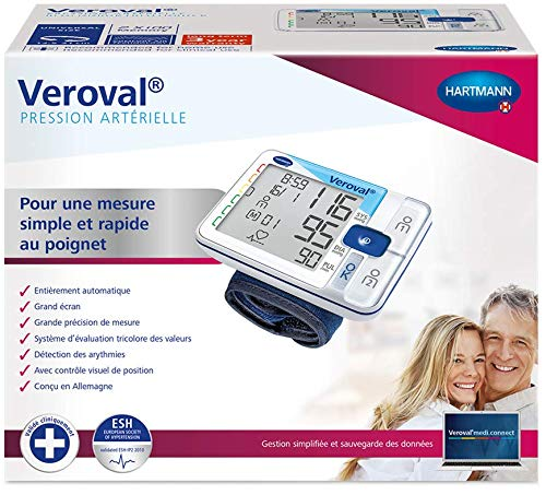 veroval Blutdruckmessgerät Handgelenk