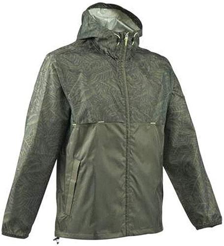 XAOPN Veste Imperméable Poncho Imperméable pour Hommes Extérieurs en Plein Air Mackintosh, Imperméable gris