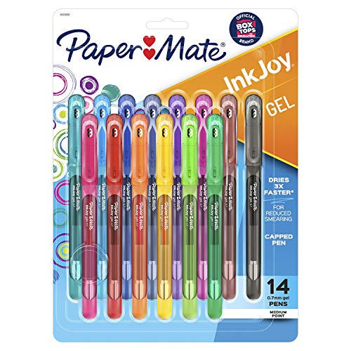 Paper Mate InkJoy Gel Pens 14-Count Now $10.25 (Was $28.38)