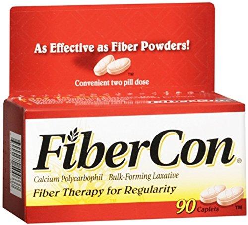 Fibercon Caplets 90(2 Pack)