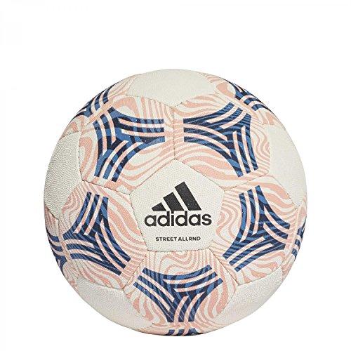 adidas Herren Tango Allround Fußball, White/Clear Orange/Legend Ink, 5