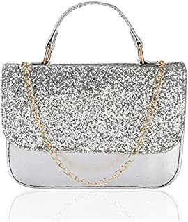 DN Enterprises Girls Stylish sling bag    party bag for office use    daily use evening party    sling bags clutch purses...
