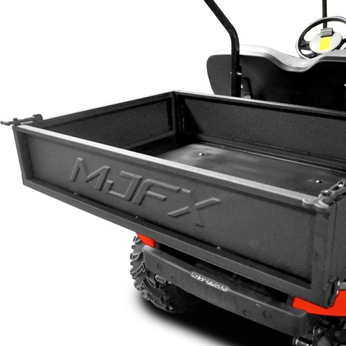 Madjax Heavy Duty Cargo Box-Includes Mount Kit for Club Car DS