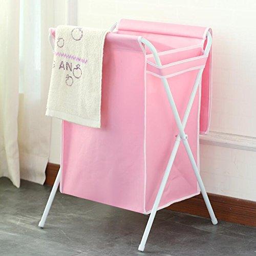 Xuan - Worth Another Pur Rose Panier en Tissu Oxford Panier de vêtements Sale Panier Tissu Pliage Sale Panier Panier à Linge