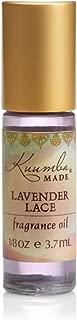Kuumba Made Lavender Lace Fragrance Oil Roll-On .125 Oz / 3.7 ml (1-Unit)
