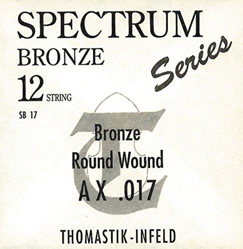 Thomasitk cuerda Sol .022rw bronce, entorchado sedoso, entorchado ...