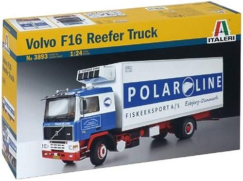 Italeri 510003893 - 1 24 Volvo F-16 Kühllaster