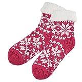 RJM Women's Sock Slippers