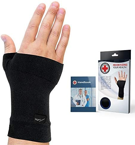Doctor Developed Copper Infused Dedication Wrist Support High order Sleeve W
