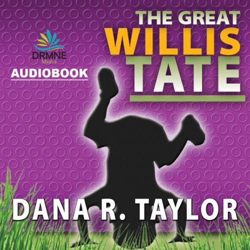 The Great Willis Tate audiobook cover art