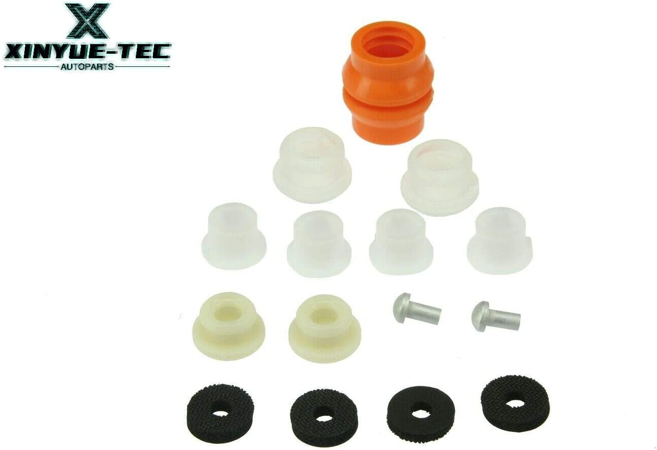 Manual Transmission Shift Rod Bushing Suitable Kit 5 ☆ Limited Special Price very popular 191798211 for