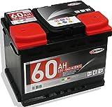 Batteria Auto 60AH 12V 540A polo positivo destro Cassetta L2