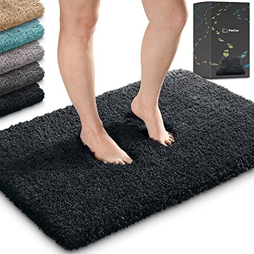 tappeto bagno wc Morbido tappetino da bagno e tappeto da bagno in tutti i colori 50 x 80 cm. Ideale come tappeto da bagno