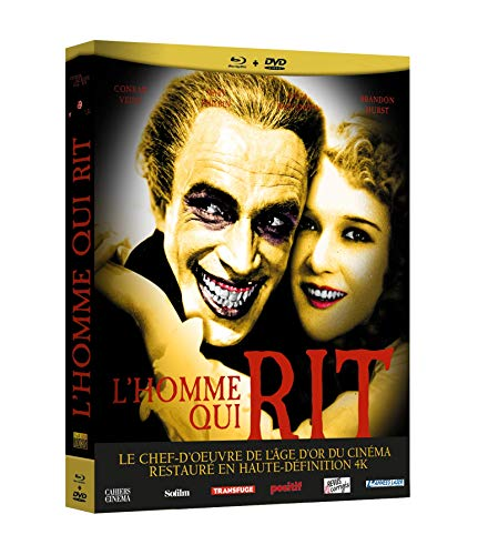 l'homme Qui rit [Combo Blu-Ray + DVD]