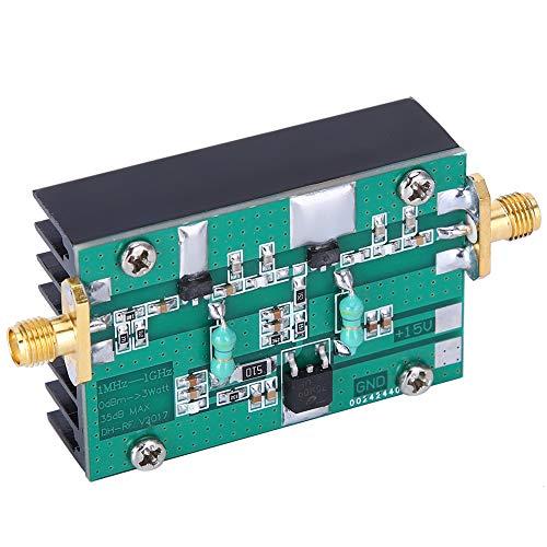 Módulo De Señal De Amplificador RF Accesorio Eléctrico para HF FM VHF UHF 3W 1MHZ-1000MHZ Ancho, Ancho De Banda