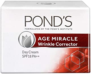 POND'S Age Miracle Wrinkle Corrector SPF 18 PA++ Day Cream 10 g