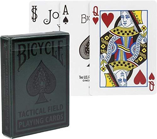 BICYCLE(バイスクル) TACTICAL FIELD(タクティカルフィールド) トランプ