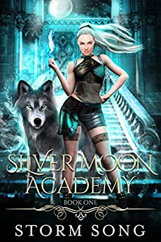 Silvermoon Academy Book One: A Reverse Harem Academy Paranormal Romance by [Storm Song]