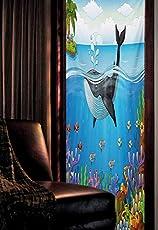 Image of ScottDecor Whale Blackout. Brand catalog list of ScottDecor.