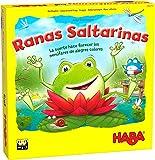 Haba Juego de Mesa Ranas Saltarinas-ESP, Multicolor (H305275)