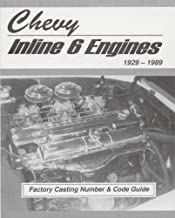 chevy inline 6 engine casting numbers