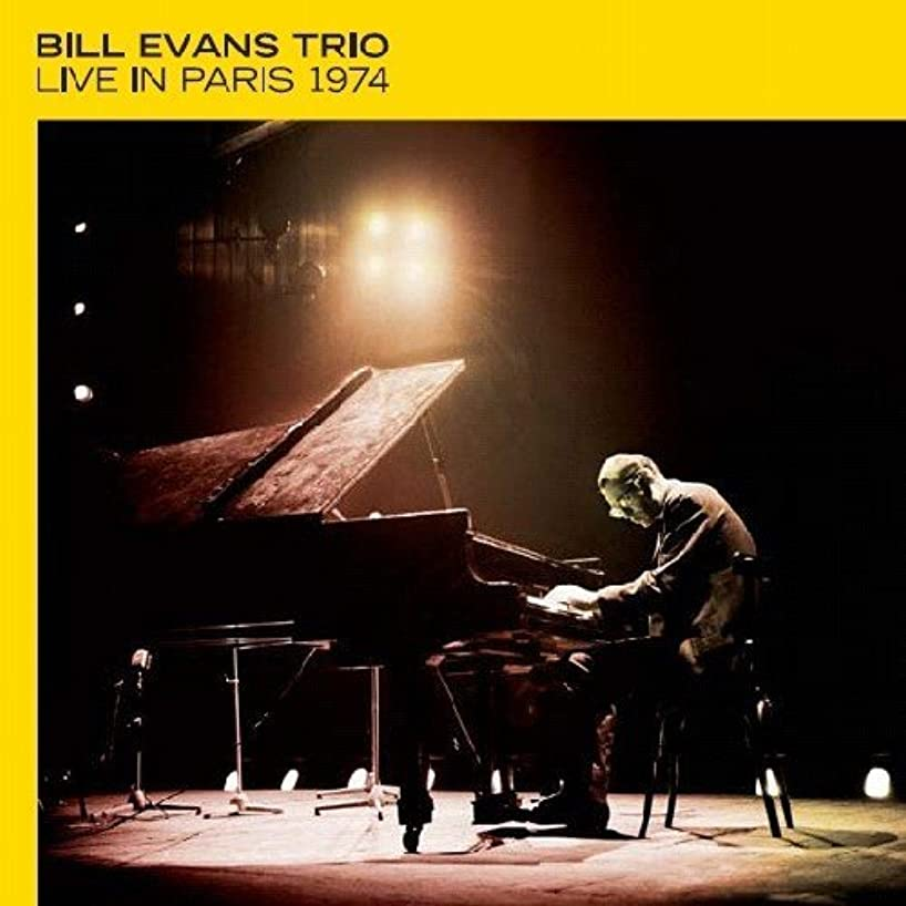 Live in Paris 1974 by BILL TRIO EVANS (2009-09-08)