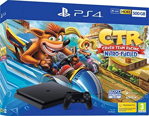 Playstation Crash Team Racing Nitro-alimentée 500go ps4 Bundle (ps4)