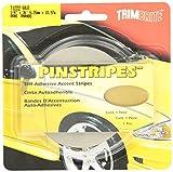 Trimbrite T1222 Trim Stripe Gold 1/4 Tape