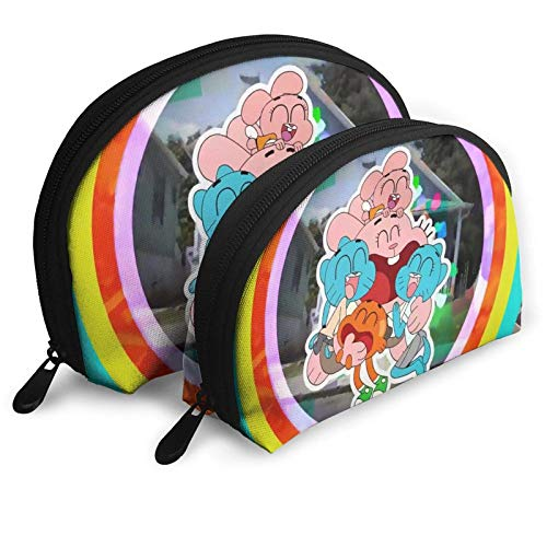 Lo straordinario mondo di Gumball Borsetta da donna con cerniera, borsa cosmetica & pound; & not; Borse da donna & pound; & not; Gu Handbags for Women, Fashion Small Handbag
