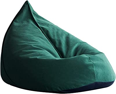Sensational Amazon Com Lucid Oversized Shredded Foam Lounge Chair Andrewgaddart Wooden Chair Designs For Living Room Andrewgaddartcom