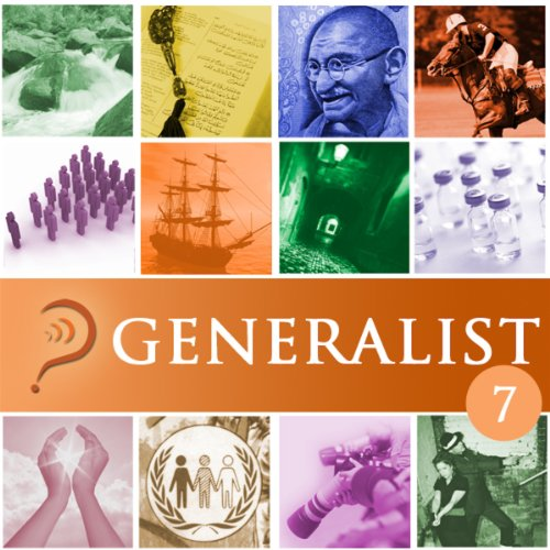 Generalist, Volume 7 cover art
