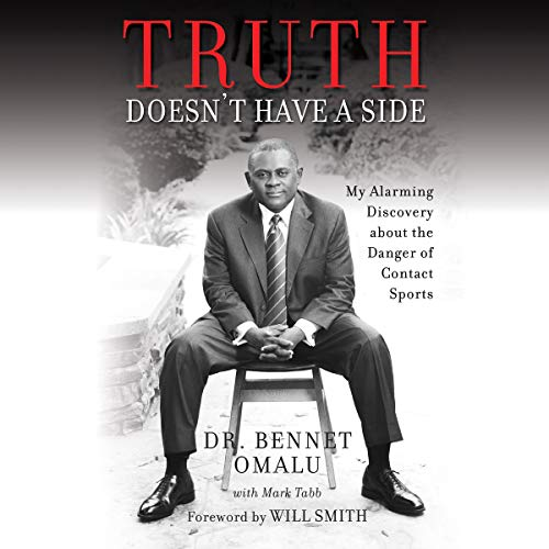 Truth Doesn't Have a Side audiobook cover art