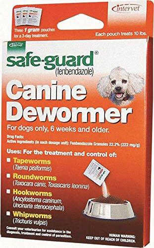 Merck Animal Health dewormer for dogs