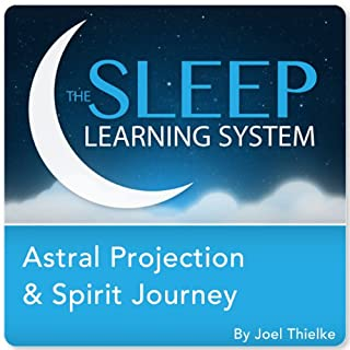 Astral Projection & Spirit Journey, Guided Meditation and Affirmations cover art