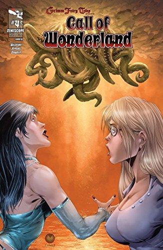 Call of Wonderland #4 (of 4) (English Edition)
