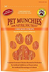 100% natural dog treats Natural hand cuts, delicately roasted to perfection No artificial additives or preservatives No artificial flavourings or colours Naturally low in fat and carbohydrates