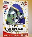 Xircom PortGear 2 Port USB PCI Card Upgrade