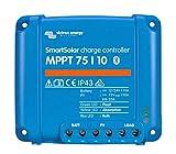 Victron SmartSolar MPPT Laderegler 75/10 12V 24V 10A Solarladeregler Bluetooth integriert