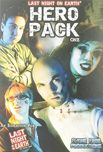 Flying Frog Productions Last Night on Earth: Hero Pack #1