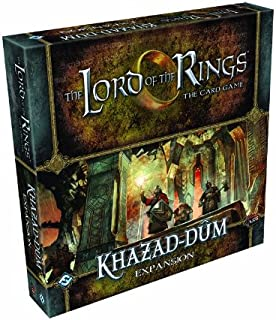 lord of the rings card game khazad dum