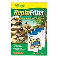 United Pet Group Tetra - Reptofilter Cartridge 3 Pack - 25845