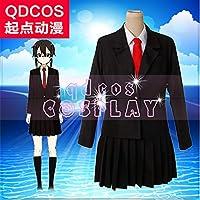 刀剑神域(ソードアート·オンライン)朝田詩乃(あさだ しの) コスプレ衣装