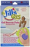 Dr. Jill's Gel Dancer's Pads (Right Foot) by Dr. Jill's Foot Pads