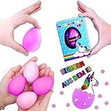 German Trendseller® - 1 x Huevo de Unicornio ┃Hatching Egg┃┃ Fiestas Infantiles┃ Idea...
