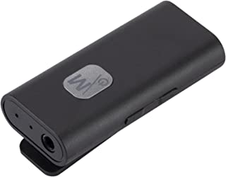 MERIGLARE Adaptador de áudio Receptor Bluetooth 5.0 com Microfone para Fone de Ouvido Do Carro