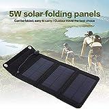 Cargador Solar, Panel Solar USB ecológico 0-900 MA Hecho de...