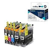 LCL Brother用 ブラザー用 LC211 LC211BK LC211C LC211M LC211Y (5パック 2ブラック シアン マゼンタ イエロー) 互換インクカートリッジ 残量表示付き 最新型ICチップ付き 対応機種:DCP-J562N/J963N MFC-J880N MFC-J730DN MFC-J730DWN MFC-J737DN MFC-J737DWN MFC-J830DN MFC-J830DWN MFC-J837DN MFC-J837DWN MFC-J887N DCP-J567N MFC-J900DN MFC-J900DWN MFC-J907DN MFC-J907DWN MFC-J990DN MFC-J990DWN MFC-J997DN MFC-J997DWN DCP-J762N DCP-J767N DCP-J962N DCP-J968N-B DCP-J968N-W