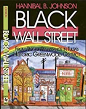 Black Wall Street by Hannibal B. Johnson (1998-09-04)