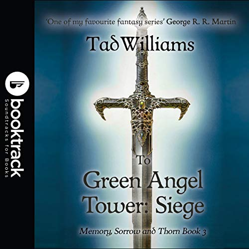 To Green Angel Tower: Siege audiobook cover art